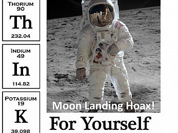 Think For Yourself: The Moon Landing