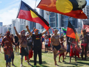 How the rise of Trump is related to indigenocide and Australia Day