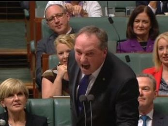 Barnaby Joyce: Pork-barrelling hoarder or mad doomsday prepper?