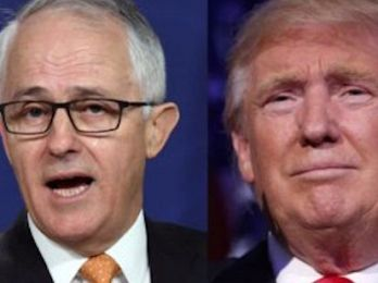 Trumping Australia's refugee deal
