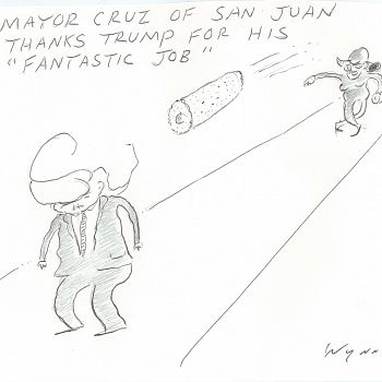 CARTOON: The Mayor of San Juan