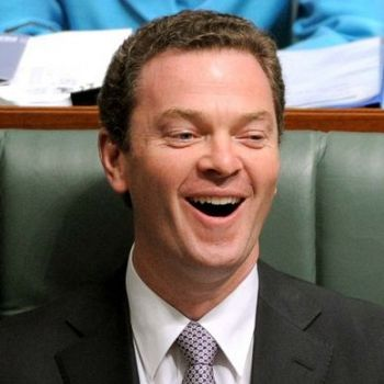 "Christopher Pyne and BER ""waste"""