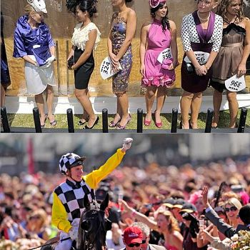 A day off for the Melbourne Cup