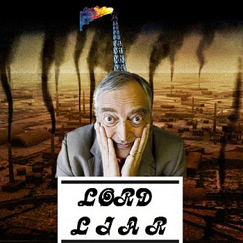 Christopher Monckton falsely claims to have been appointed to the IPCC