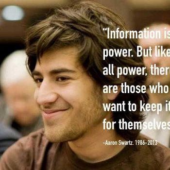 The tragedy of Open Source Aaron Swartz