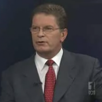 Let 'er rip Ted Baillieu could spell R.I.P.