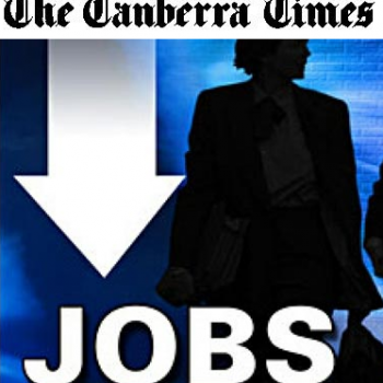Fairfax sheds more staff at Canberra Times