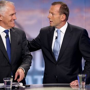 Tony Abbott's shaky campaign - beginning of the end?