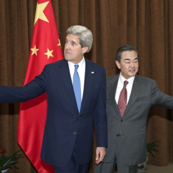 The Unites States' face-saving mission to China