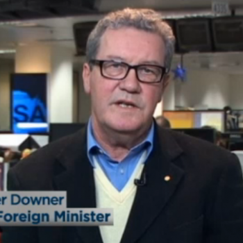 Downer by name, disaster by nature