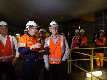 Turnbull fibbed about Snowy Hydro 2.0