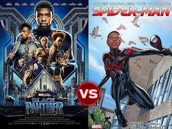 Screen Themes: Black Panther vs Superhero Diversity
