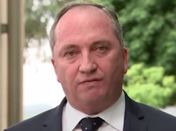 The not-so-honourable Barnaby Joyce: A family matter