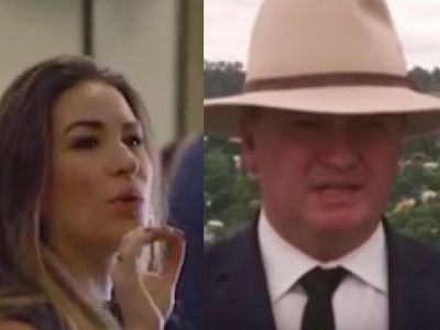 Barnaby Joyce and the Vikki Campion enigma