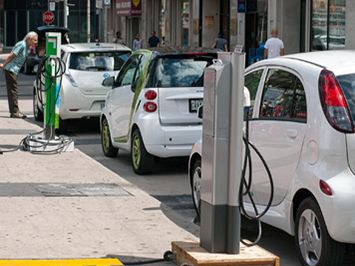 Electric vehicles threaten oil but are a boon for health