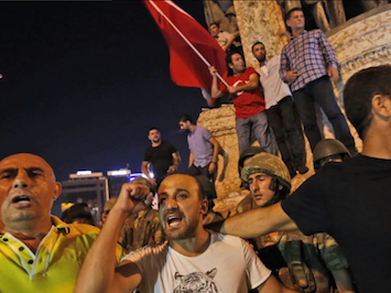 Turkey's failed coup: Only the beginning?