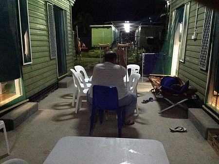 Manus camp for the disabled.