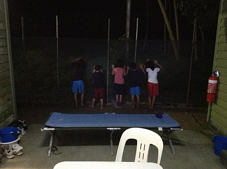Manus children.
