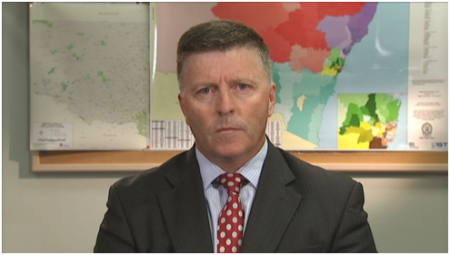 NSW Police Minister, the Liberal Party''s Michael Gallacher - has he been pulling strings?