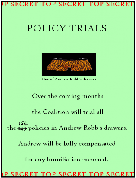 Policy Trials 1