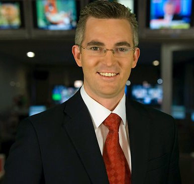 SkyNews reporter David Speers