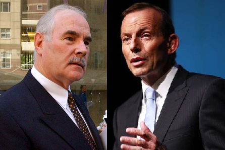 Tony Abbott faces off the man he wrongfully put in prison, David Ettridge, in court next month.