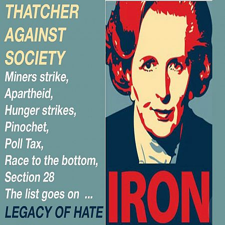 ThatcherWarOnSociety