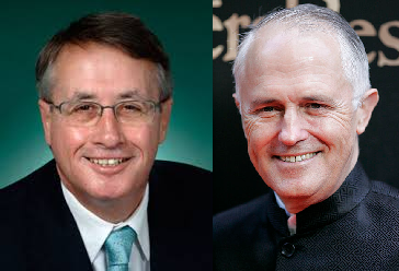 Wayne Swan: political rivals, republican allies.