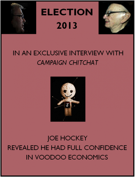 Campaign Chitchat Meets the White Zombie 1