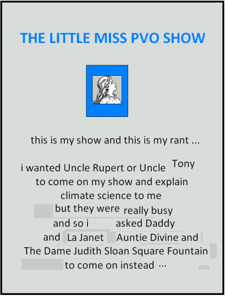 Little Miss PVO Show 1