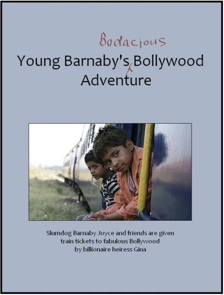 Young Barnaby's Bollywood Adventure 1