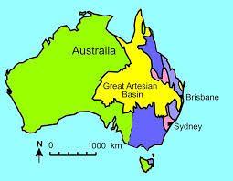 Map Of Australia Great Artesian Basin.Australia Artesian Basin Tularosa Basin 2017