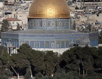 Jerusalem's identity and the current Palestinian-Israeli conflict