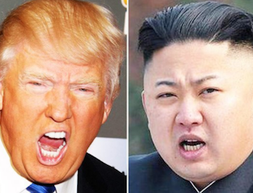 Tensions rise as Trump threatens 'fire and fury' over North Korea nuke threat