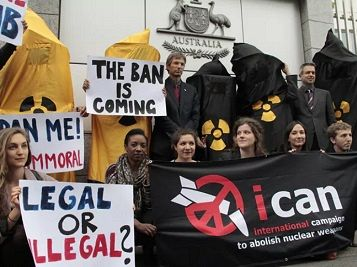 How Aussie activists began a nuclear disarmament campaign and won a Nobel Peace Prize