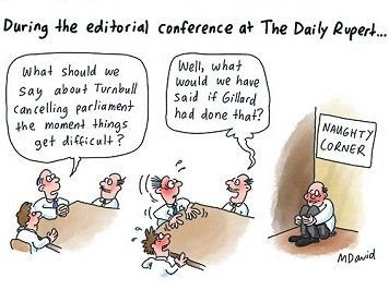 Ignoring Barnaby: All in the name of the narrative