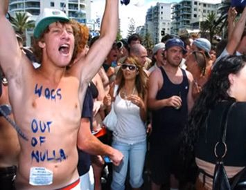 The reasons behind Australia's racism