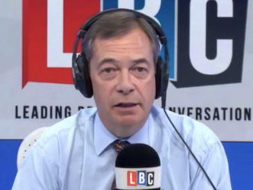 Nigel Farage in Australia