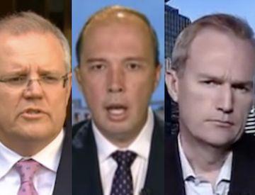 Morrison, Dutton, Coleman: Cold, heartless, sadistic