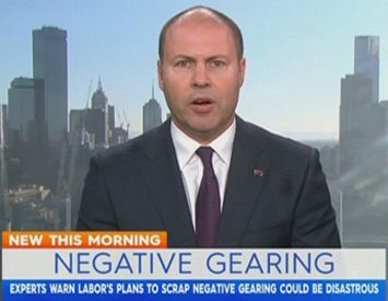 Wren's week: Negative gearing and conservative political action