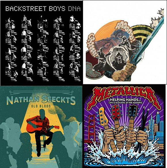 New Music Through Old Ears: Metallica's Backstreet Regionals