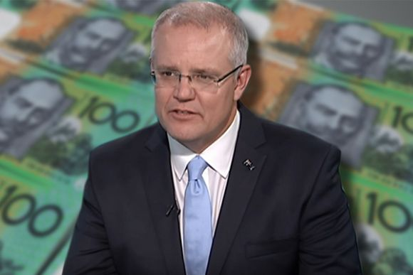 Coalition doubles all debt since the 1850s and the craven media says nothing
