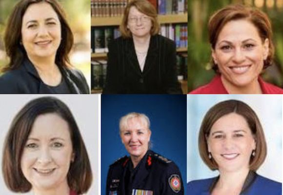 The women changing Australia are mainly in Queensland