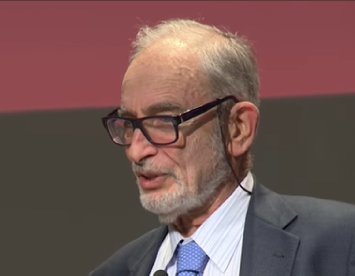 The world is doomed, according to Paul Ehrlich