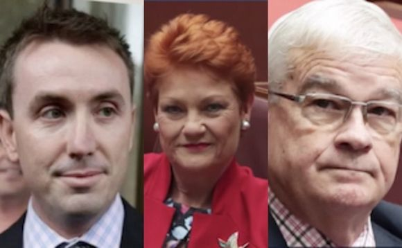 Brian Burston and the lurid viscera of One Nation