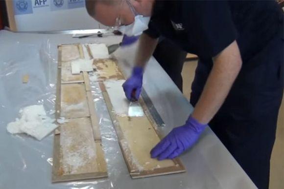The great Australian methamphetamine flood