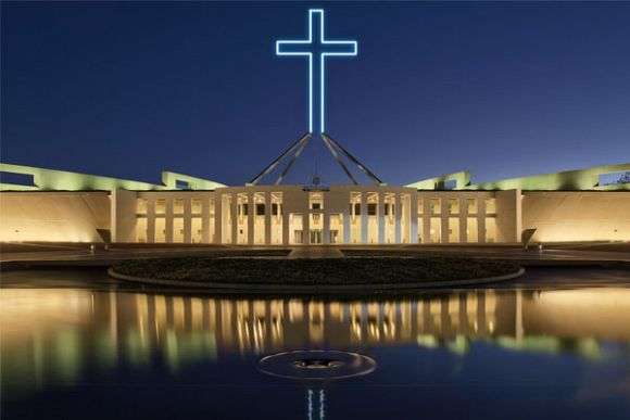 Religion should be separate from State, but apparently not in the 46th Parliament