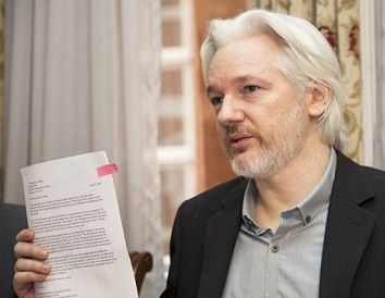 The slow-motion crucifixion of Julian Assange