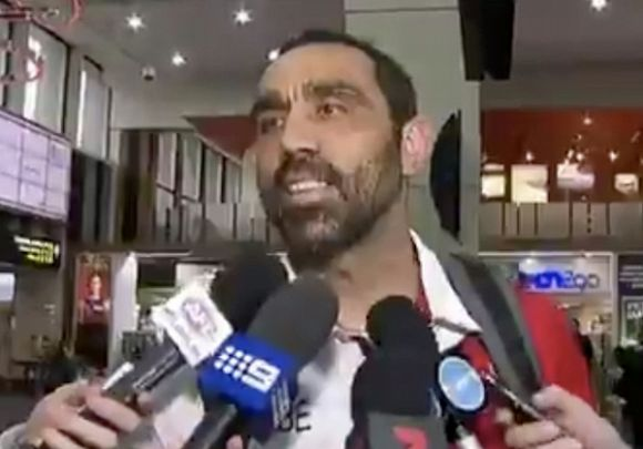 Understanding the booing of Adam Goodes