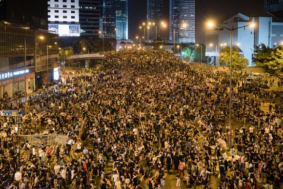 A long way to go in the struggle for Hong Kong